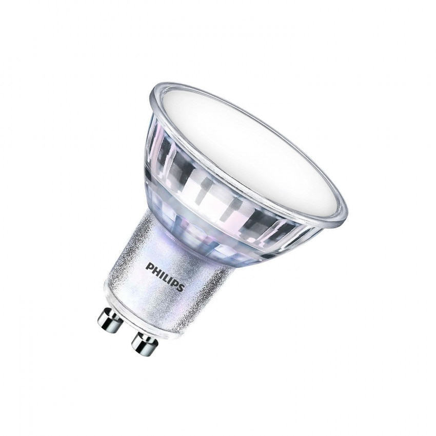 Lâmpada LED GU10 PHILIPS CorePro spotMV 120º 5W