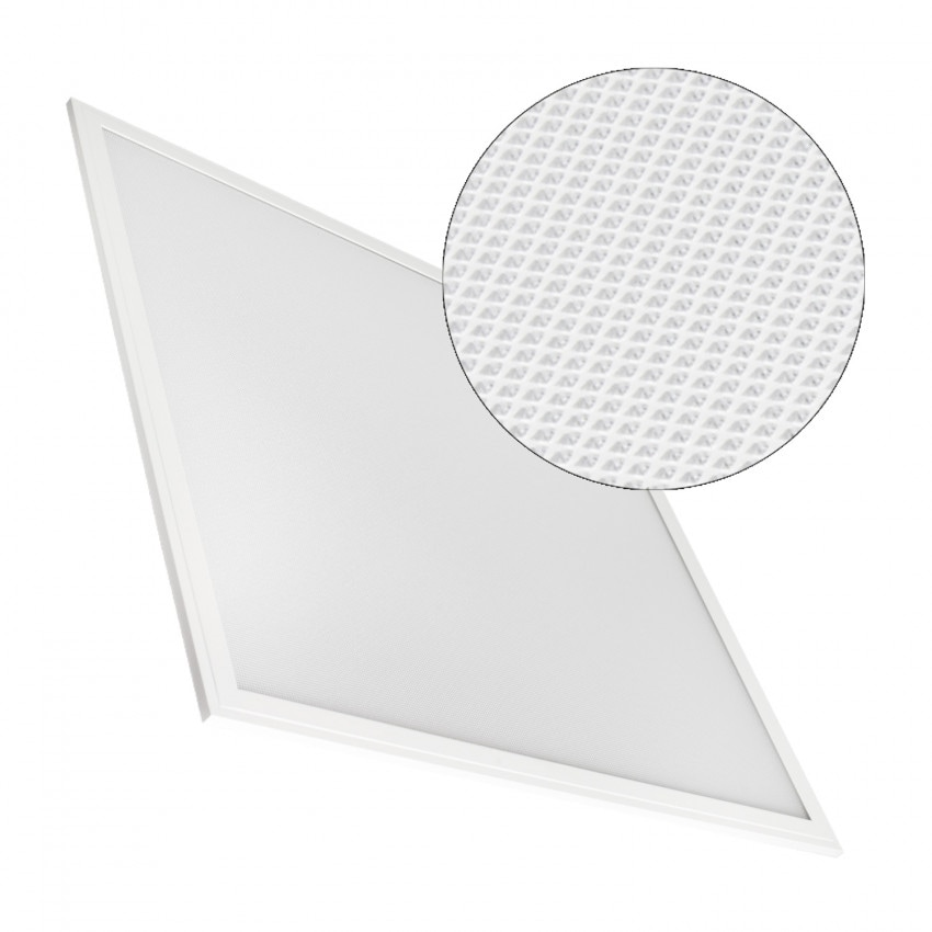 Panel LED Slim 60x60cm 40W 4000lm Microprismático (UGR17)