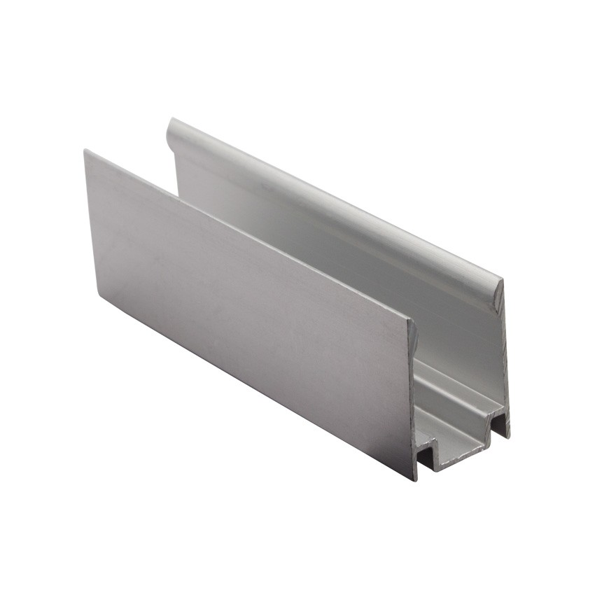 Clip de Fijación de Aluminio para Neón LED Flexible RGB