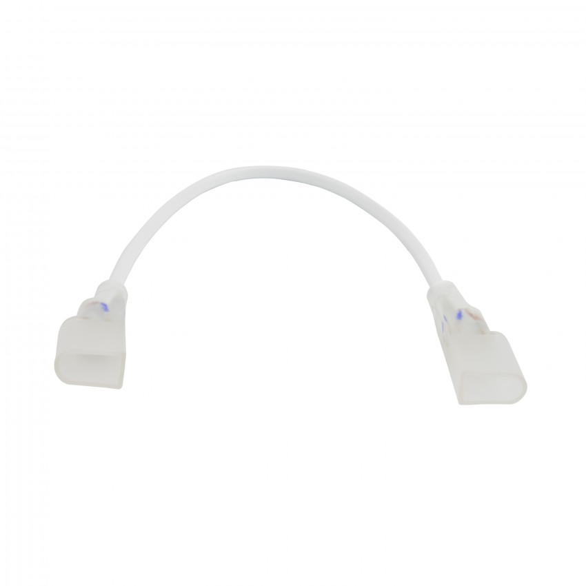 Cable Conector Neón LED Flexible Monocolor