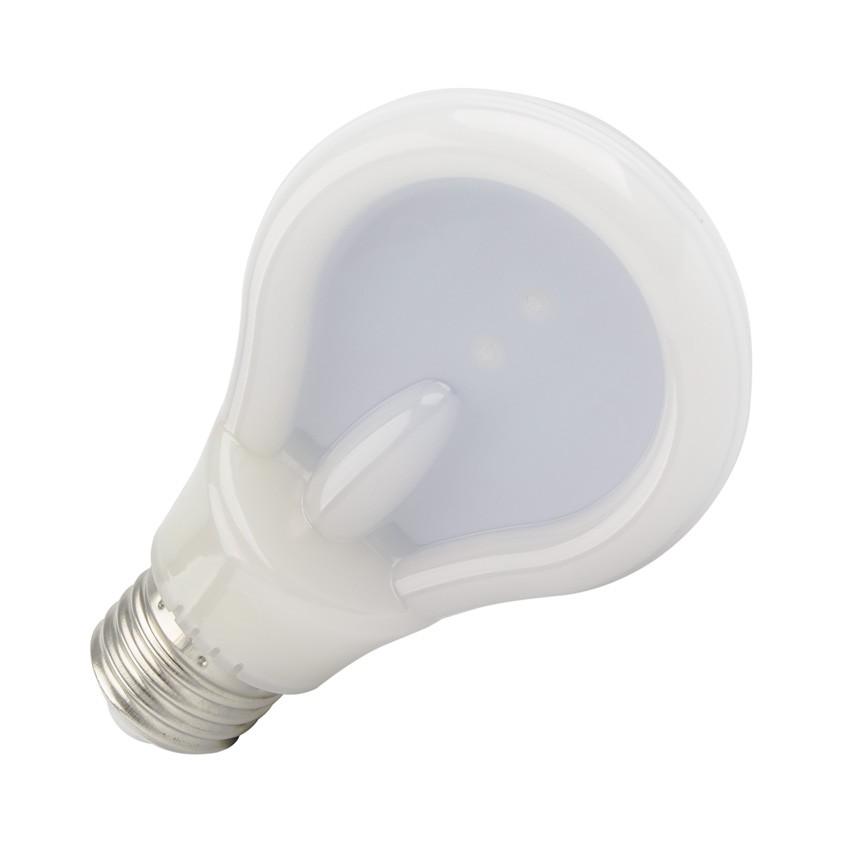 lâmpada led e27 filamento slim g70 10w - efectoled