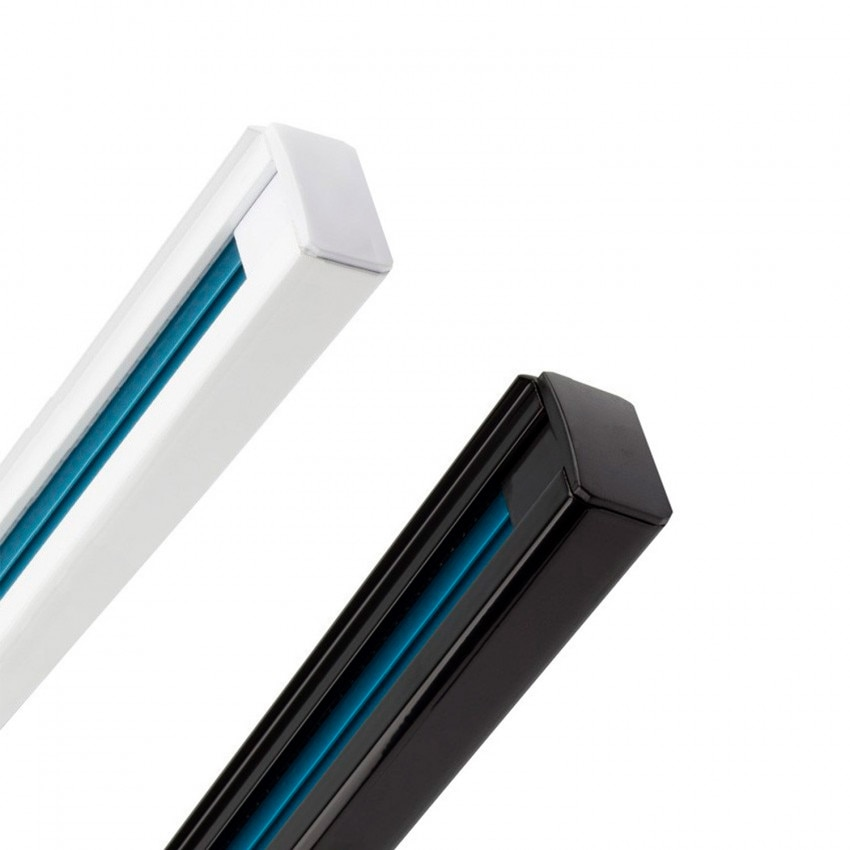 Carril Monofásico UltraPower para Focos LED 2 Metros