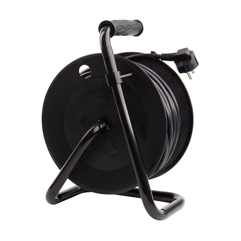 Carrete-Alargador-de-Cable-25m-Liso-3x1-5-mm-Componentes-Electricos miniatura 10