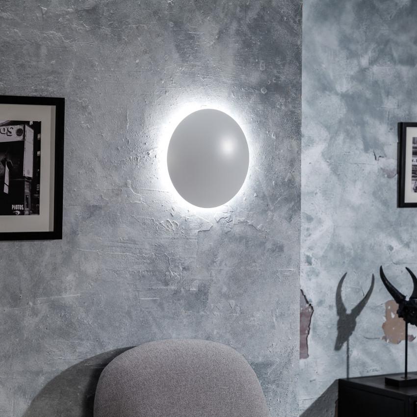 Aplique LED Iris 18W Blanco