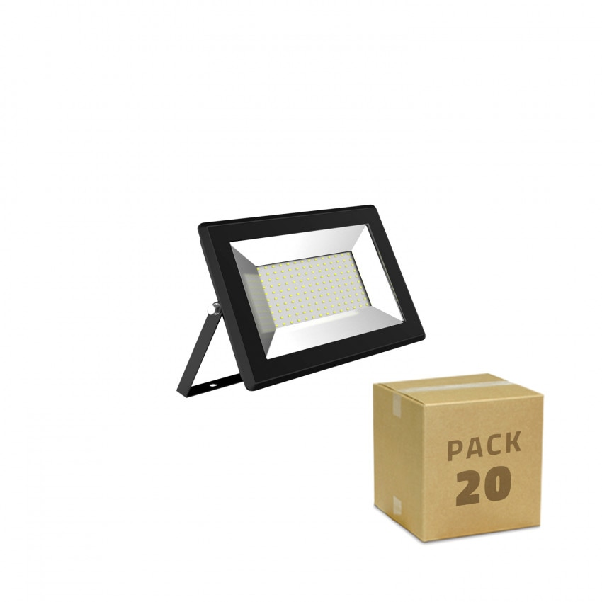 Pack Foco Projector LED Solid 10W (20 un)