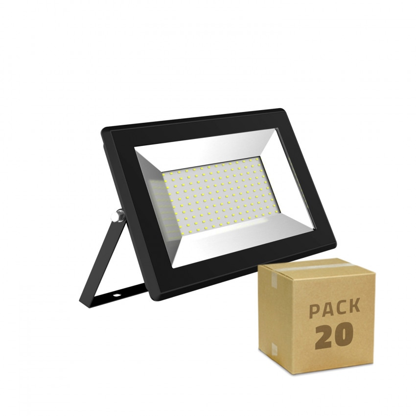 Pack Foco Proyector LED Solid 30W (20 un)