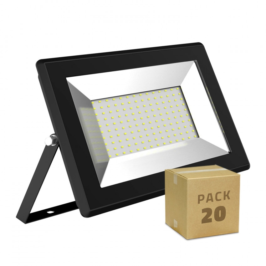 Pack Foco Projector LED Solid 100W (20 un)