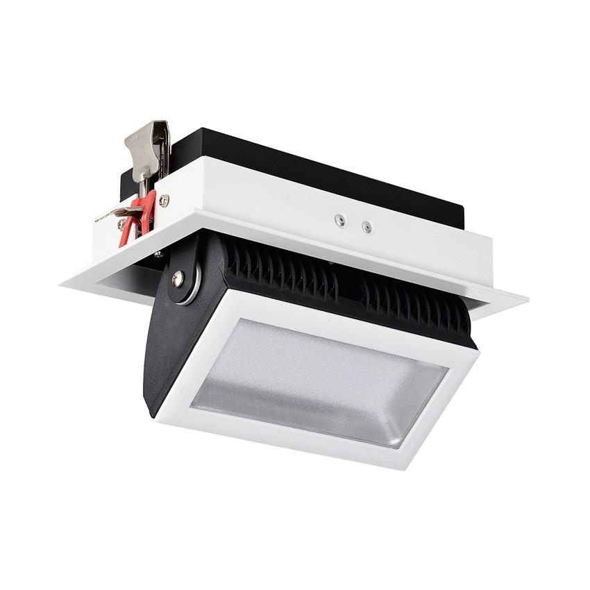 Foco Proyector LED SAMSUNG 120lm/W Direccionable 140° Rectangular 38W