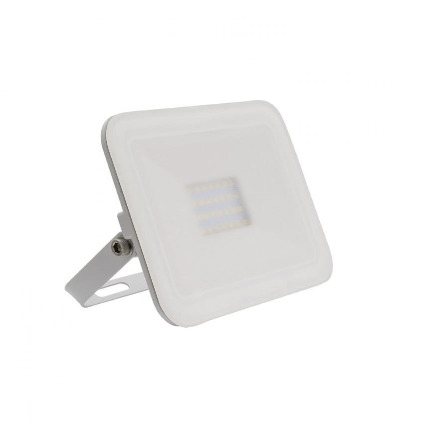 Foco Projector LED Slim Cristal 20W Branco