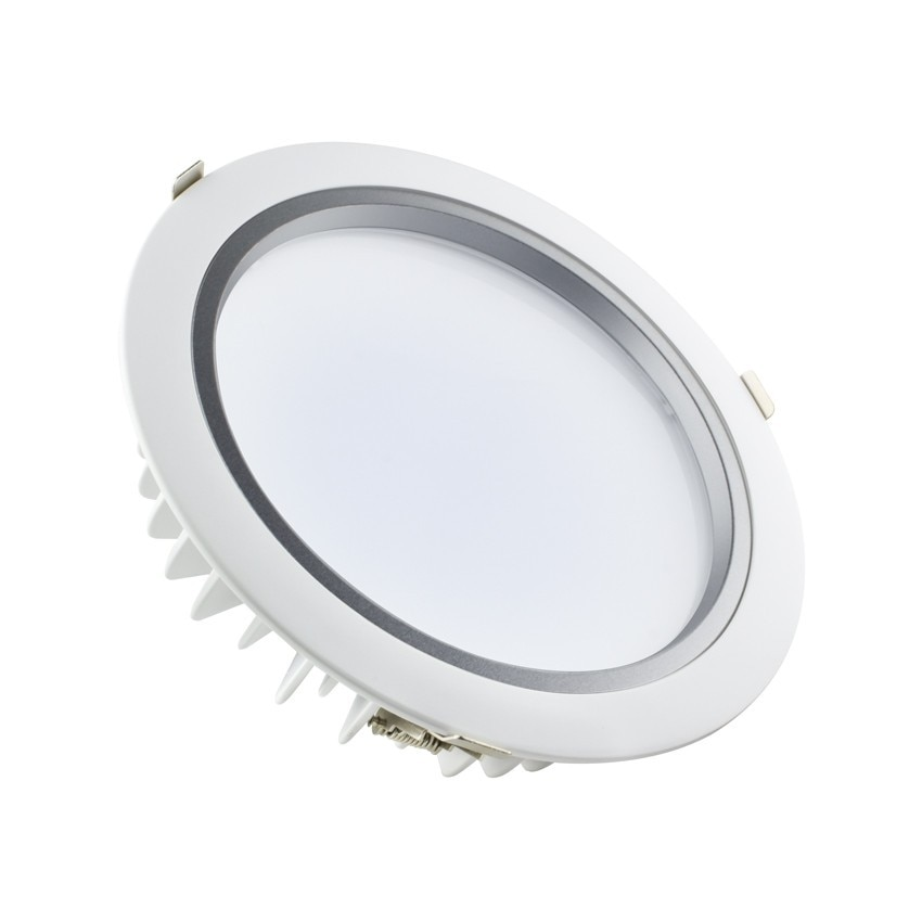 Downlight LED 40W SAMSUNG 120lm/W LIFUD Corte Ø 220 mm