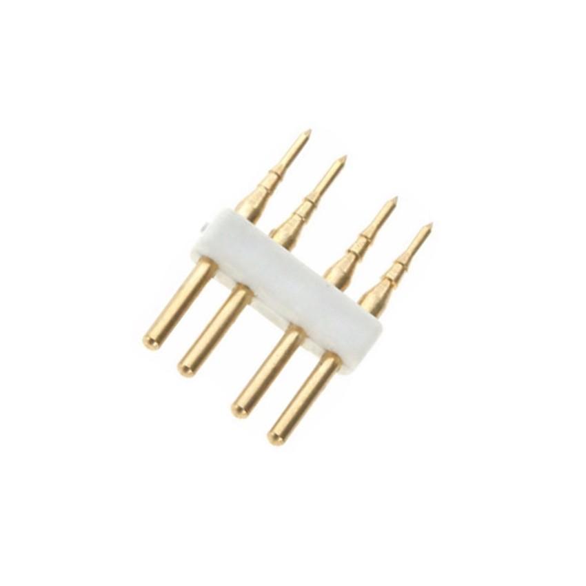 Conector 4 PIN Tira LED RGB 220V SMD5050 Corte cada 100cm