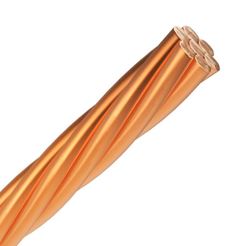 Conductor 35mm² de Cobre Desnudo