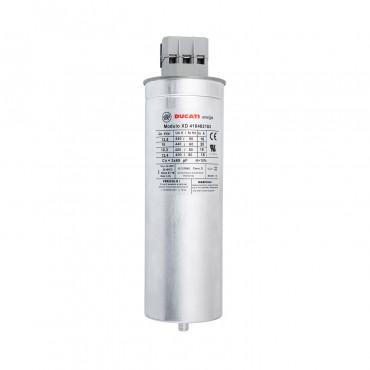 Condensador Trifásico