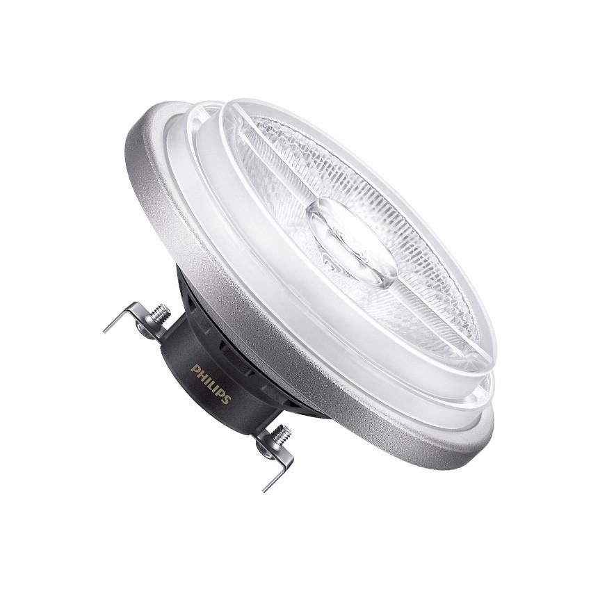 Bombilla LED AR111 12V Regulable PHILIPS SpotLV 40º 15W