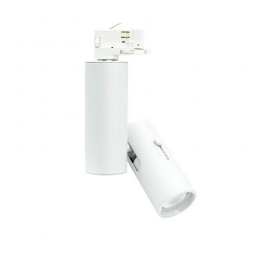 Foco LED  Flak 20W Blanco para Carril Trifásico