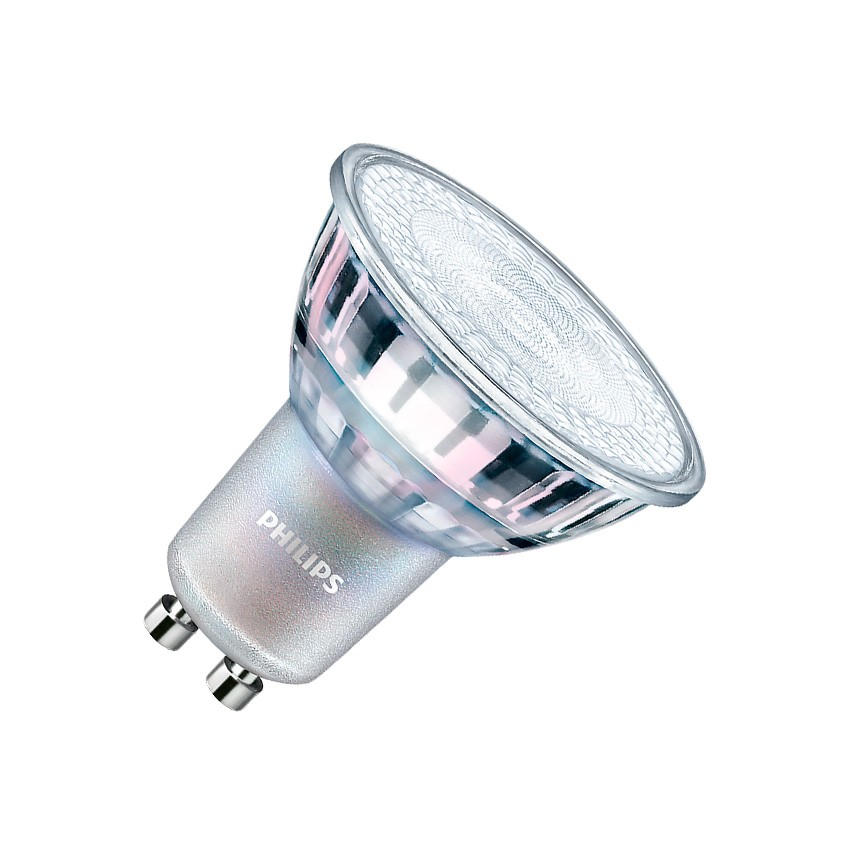 Bombilla LED GU10 Regulable PHILIPS CorePro MAS spotVLE 36° 4.9W