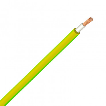 Cable 6mm2 amarillo/verde
