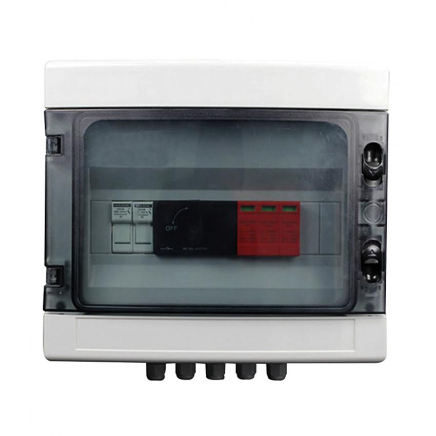 Cuadro de Protección PV MAXGE 1000V DC IP65
