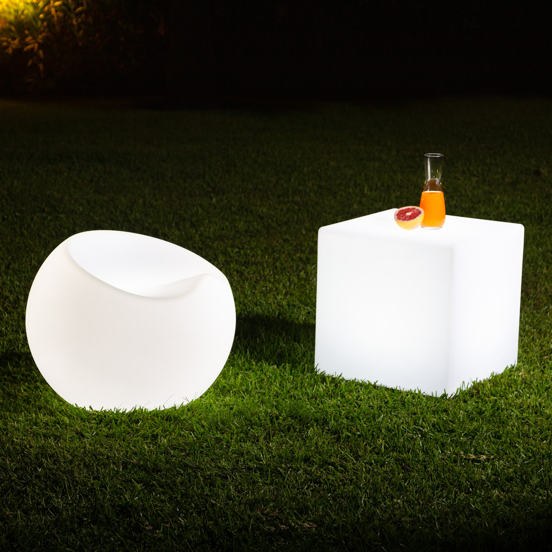 Sofa LED RGBW Recargable