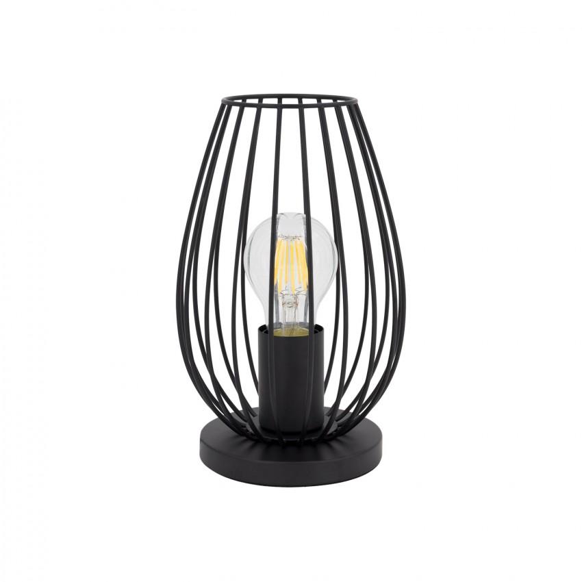 Lámpara Telmi Negro Sobremesa