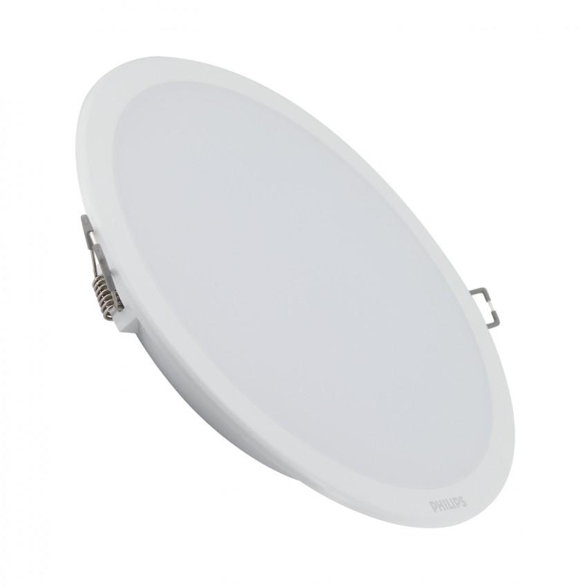 Downlight LED PHILIPS Slim Ledinaire 22W DN065B Corte Ø 200 mm