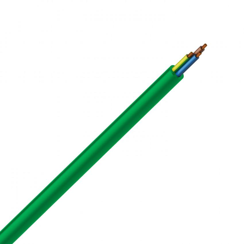 Cable Eléctrico Manguera 3x2.5mm² Libre Halógenos RZ1-K (AS)