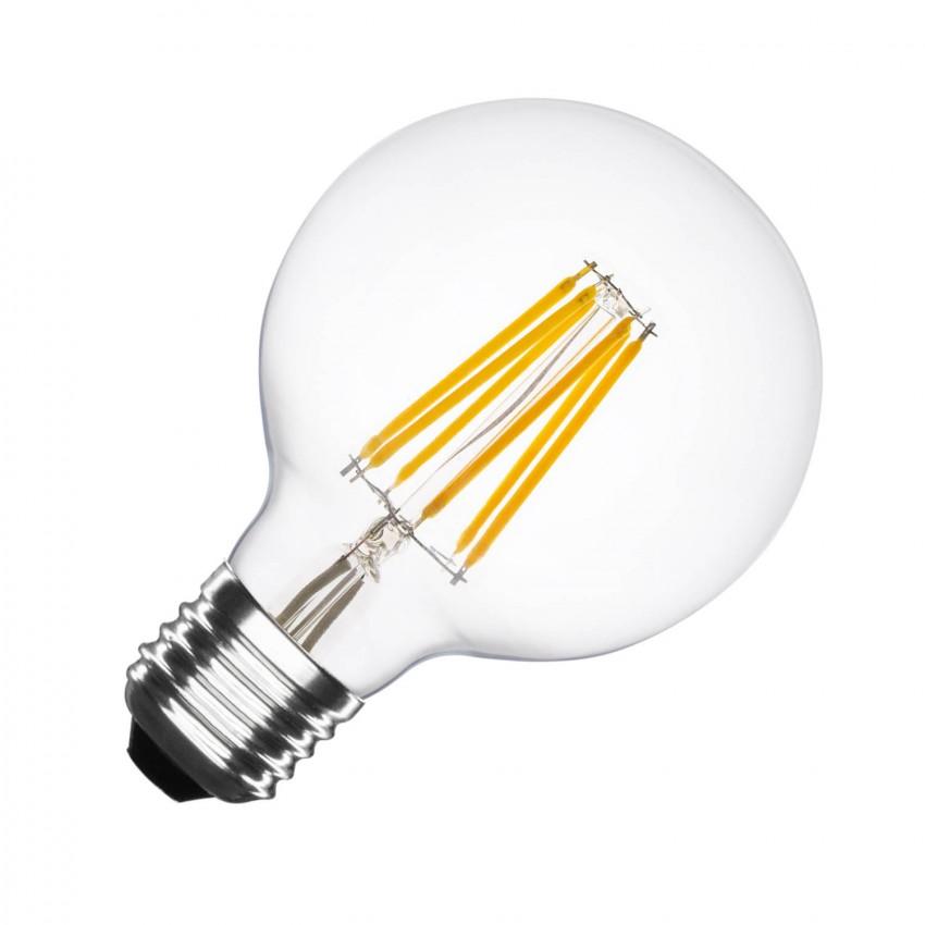Lâmpada LED E27 Regulável Filamento Planet G95 6W