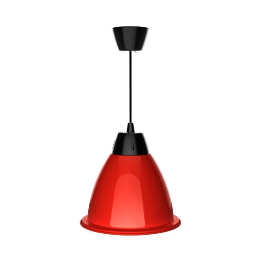 Campânula LED Red Alabama 35W