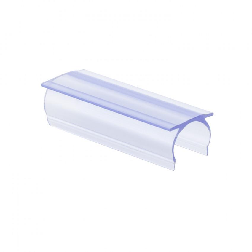 Clip de Fijaci/ón de Aluminio para Ne/ón LED Flexible Monocolor efectoLED