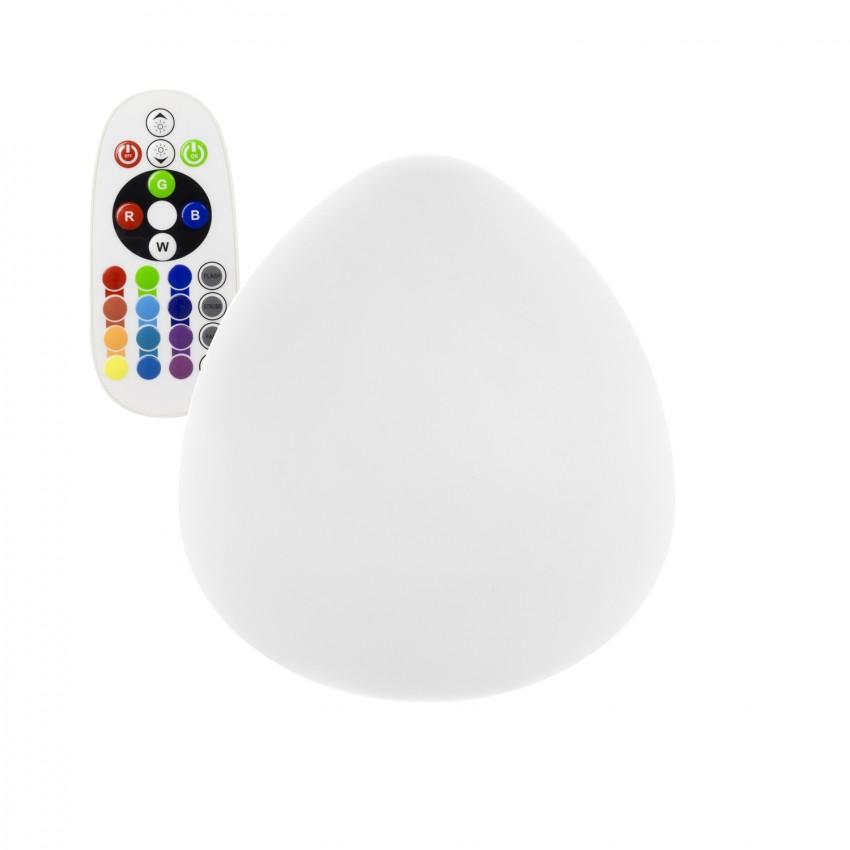 Egg LED RGBW Recarregável