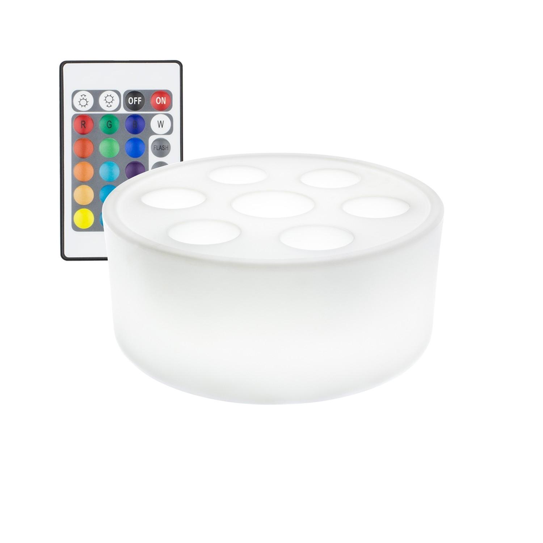 Botellero LED RGBW  Recargable
