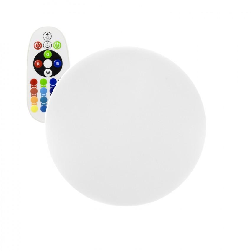 Esfera LED RGBW 50cm Recargável