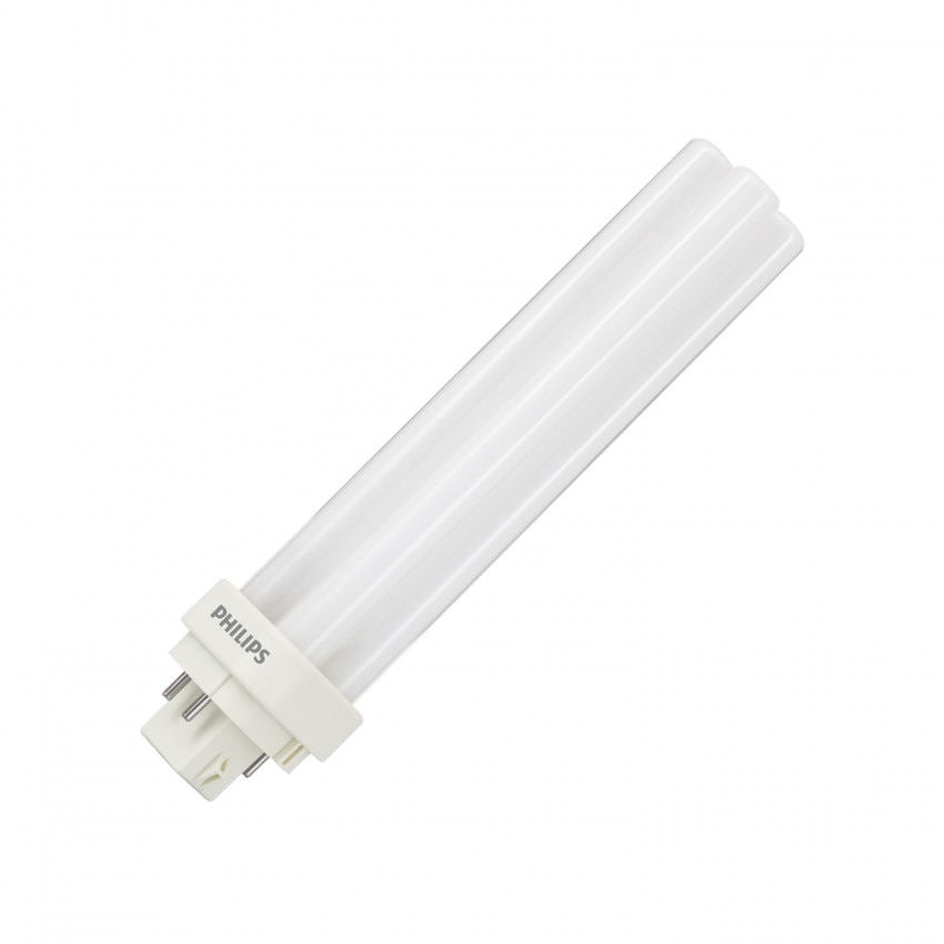 Bombilla Fluorescente Philips G24q 26W