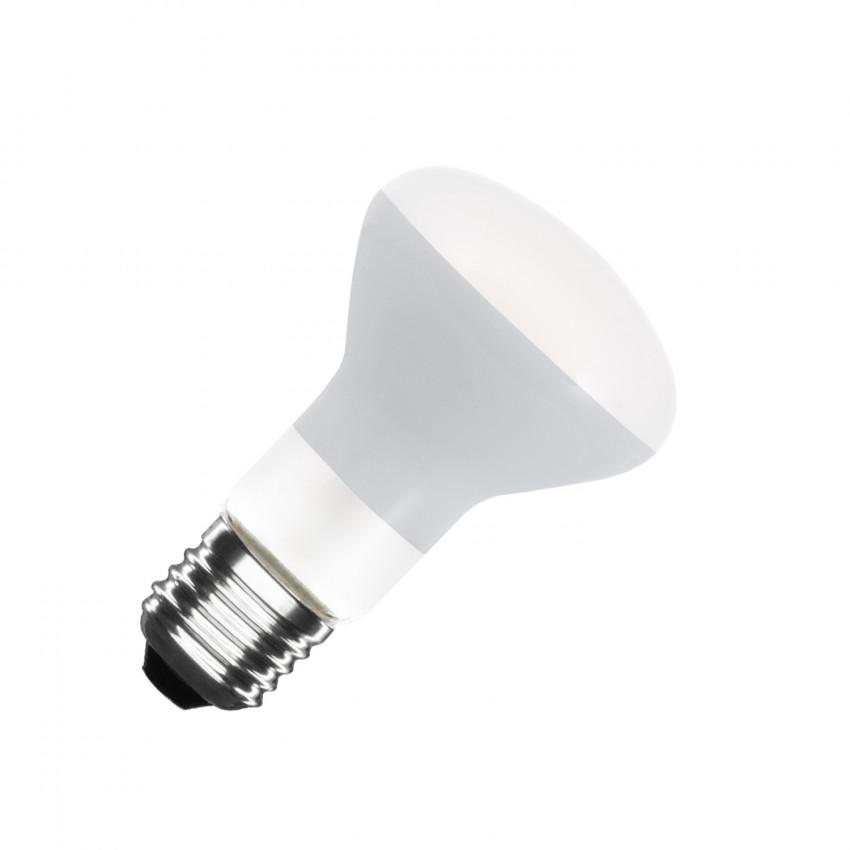 Bombilla LED E27 Regulable Filamento R63 Frost 3.5W