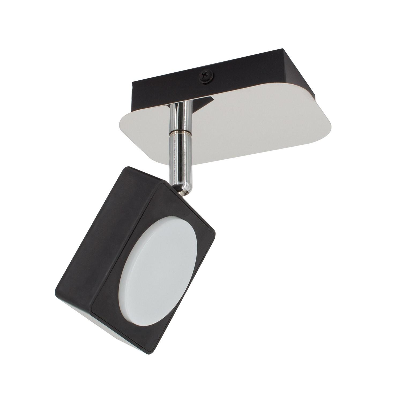 Foco LED Orientable Capri 6W Negro