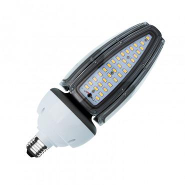 Lâmpada LED Luminária Pública Corn E27 40W IP65