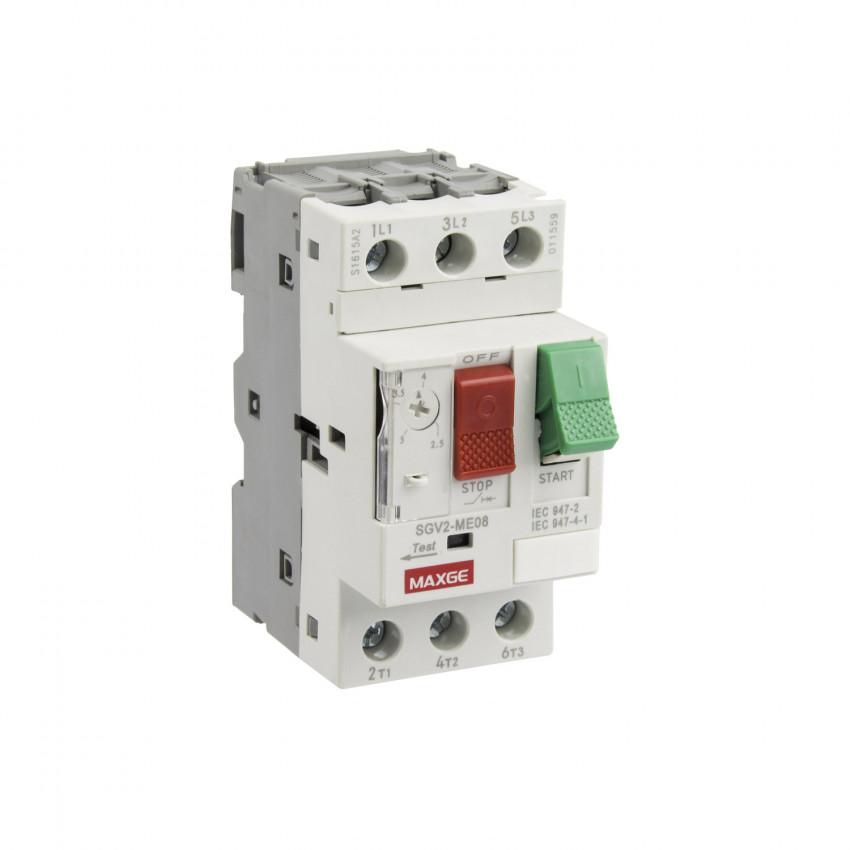 Interruptor Guardamotor Magnetotérmico MAXGE 3P