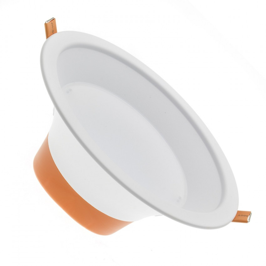 Downlight LED 16W Lux (UGR19) Corte Ø 150 mm