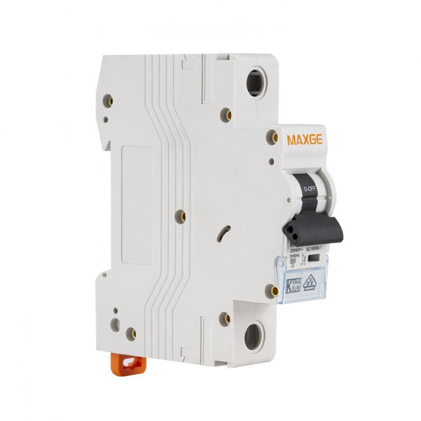 Interruptor Automático Residencial MAXGE 1P-6kA 6-40A