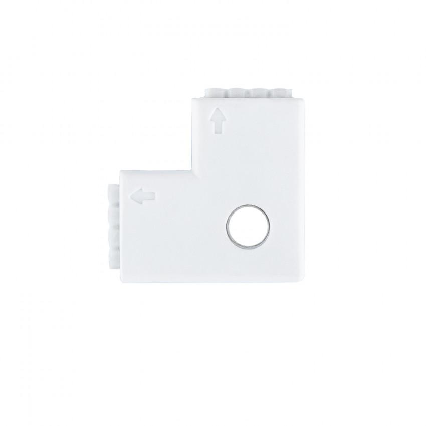 Conector Rápido Tipo 'L' Tira LED 12V RGB