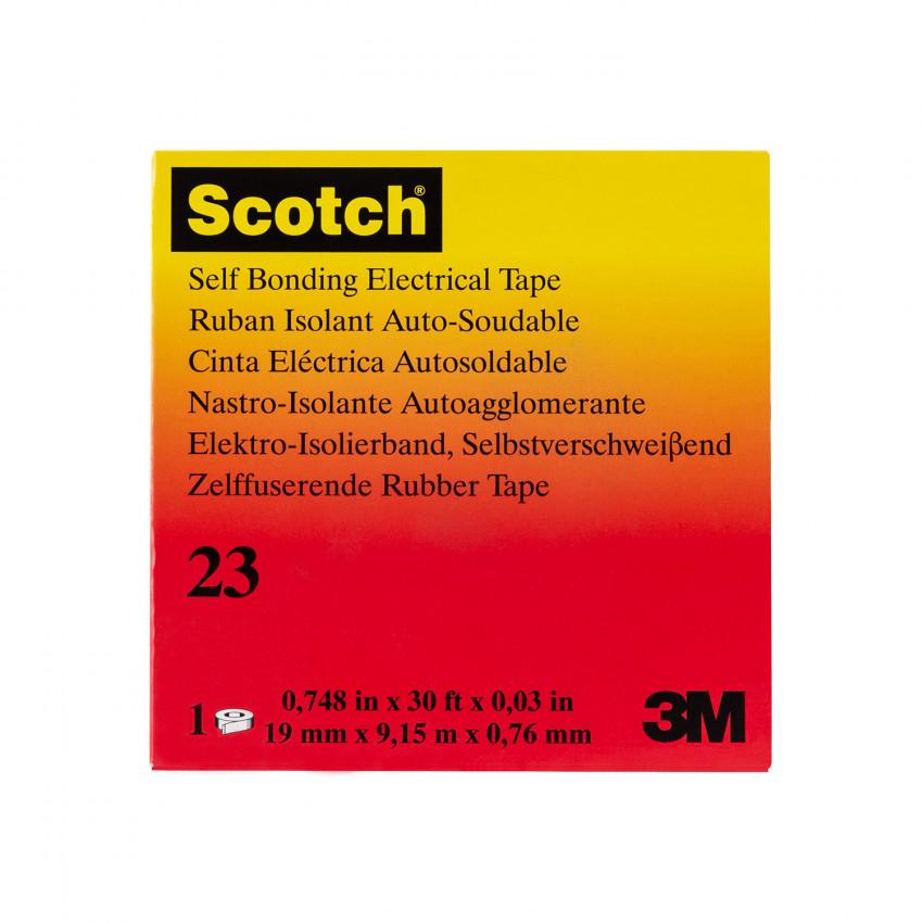 Cinta Eléctrica Autosoldable Scotch 3M 19mm x 9.15m