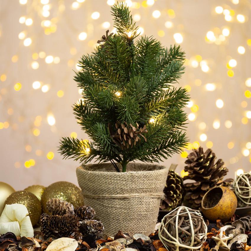 Árbol de Navidad de Mesa LED