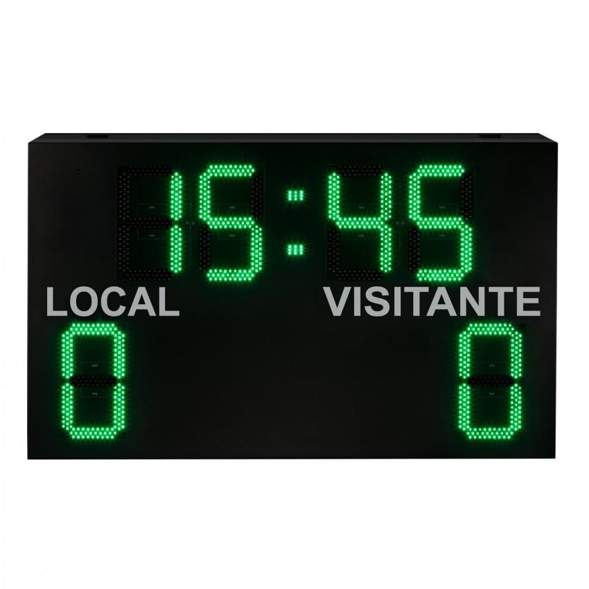 Marcador LED Desportivo