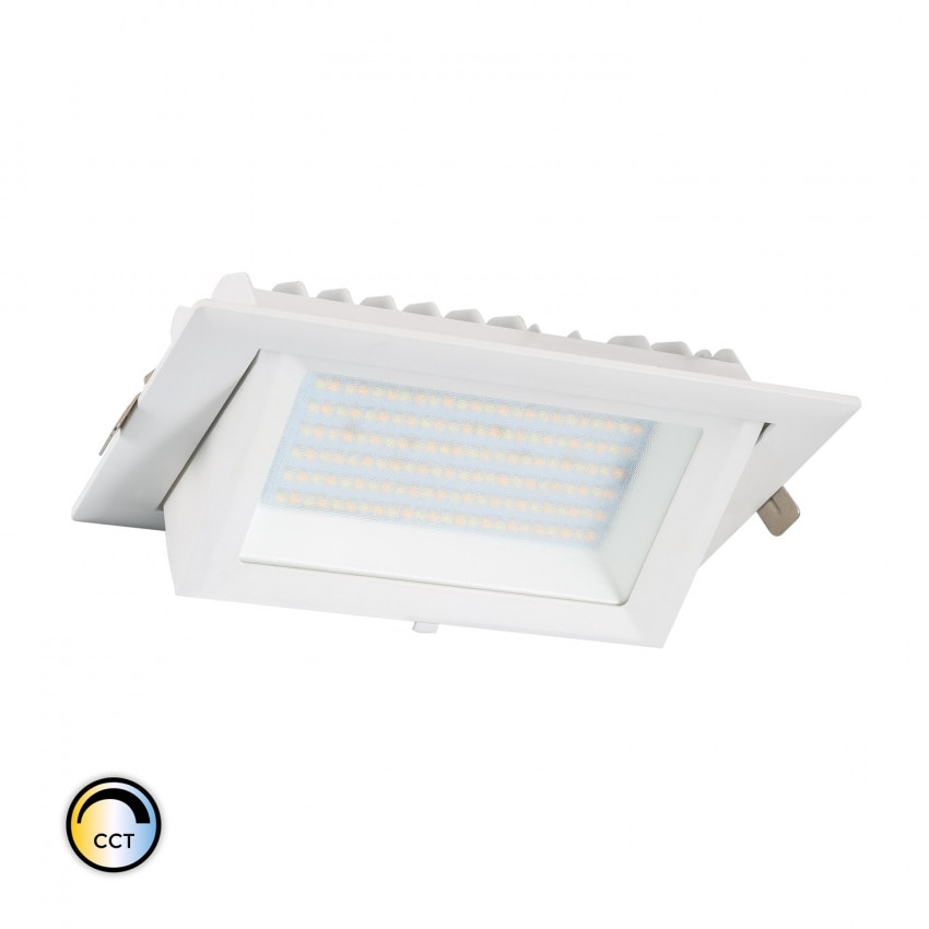 Foco Proyector Direccionable Rectangular LED 48W SAMSUNG 130 lm/W CCT LIFUD