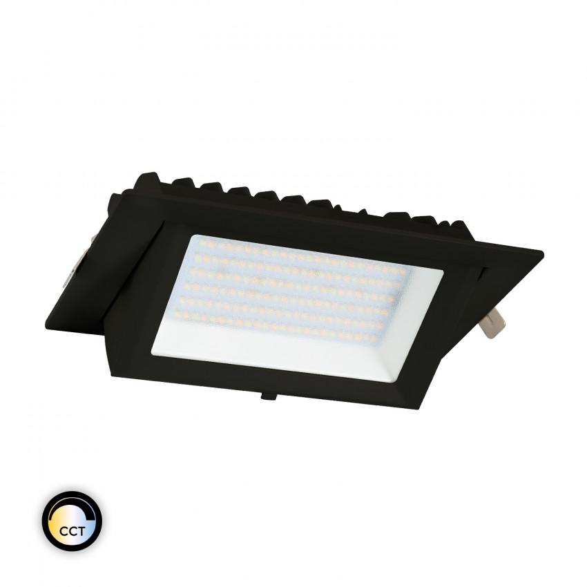 Foco Projetor Direccionável Rectangular LED 38W Preto SAMSUNG 130lm/W CCT LIFUD