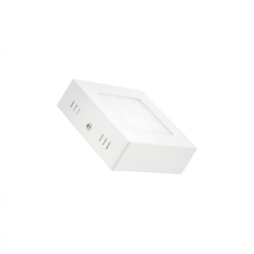 Plafón LED Quadrado 6W