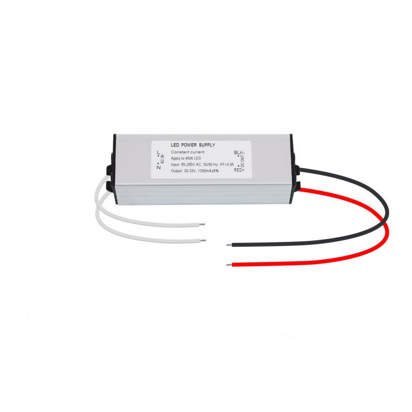 Driver Universal IP65 85-265V Salida 30-33V 1300mA 45W