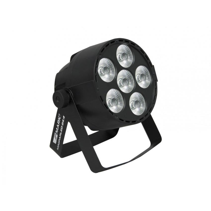 Foco Projector LED Equipson MINIPARLED 24 4 RGBW DMX 24W