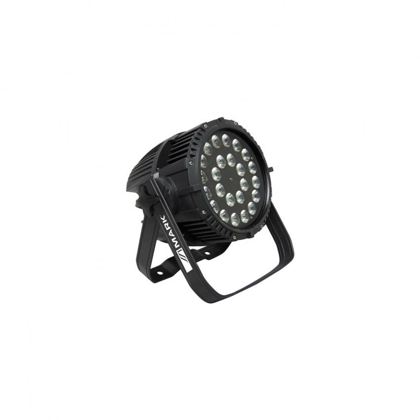 Foco Projetor LED 432W Equipson PARLED 432 6 IP65 DMX RGBWA+UV 28MAR057