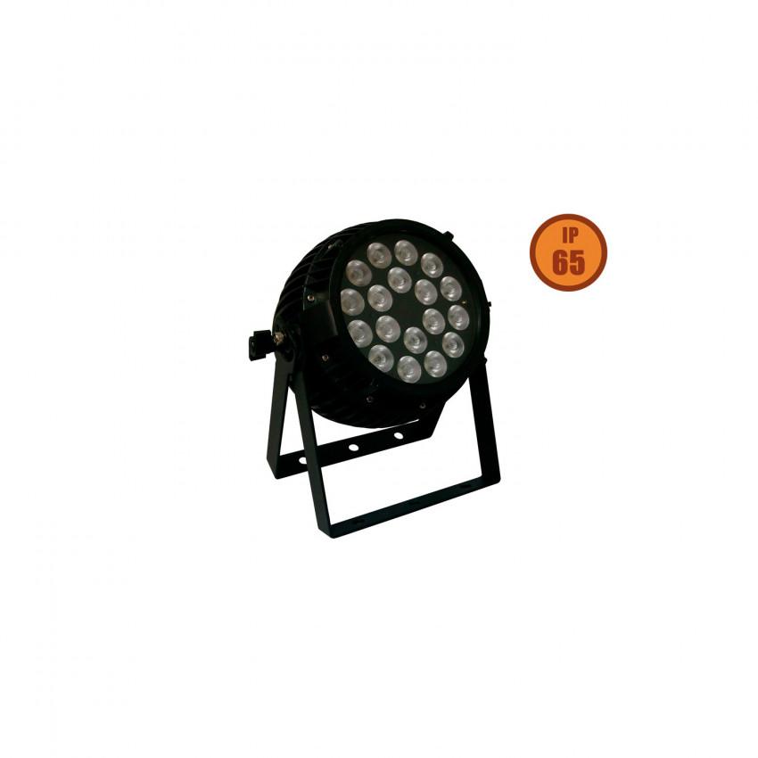 Foco Proyector LED 150W SUPERLED 818 IP65 DMX RGBW EQUIPSON 28MAR012